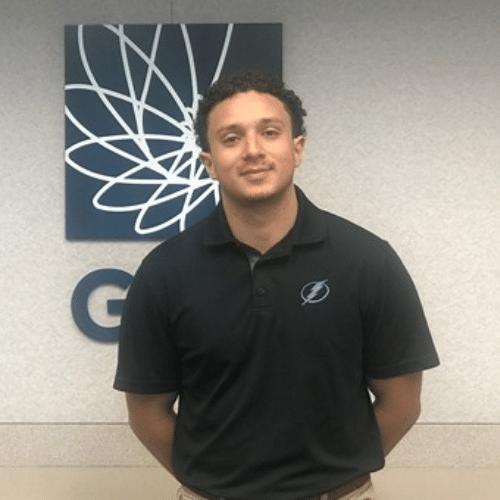Juan Jimenez - GCC Intern